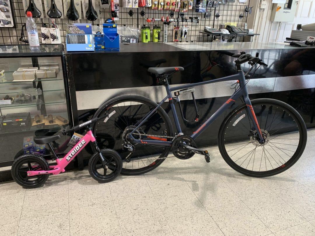 New bike in Ottawa
