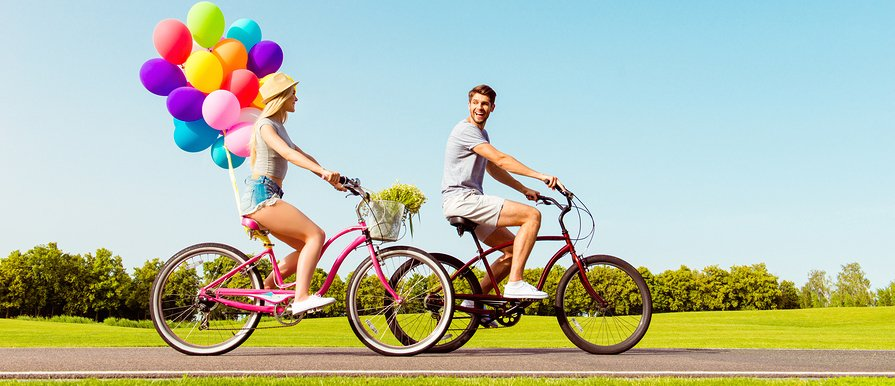 10 Health Benefits of Bike Riding