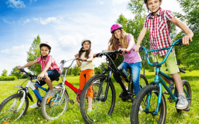 5 Things to Know When Teaching Your Kid How to Ride a Bike
